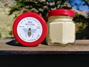 Tattoo Aftercare Butter product from Bees
