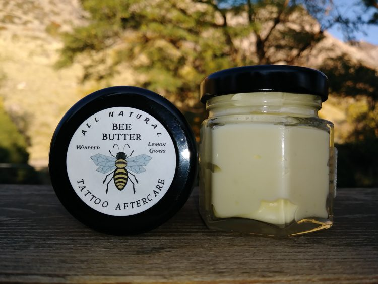 Bees make great lotion. Buy a bottle today